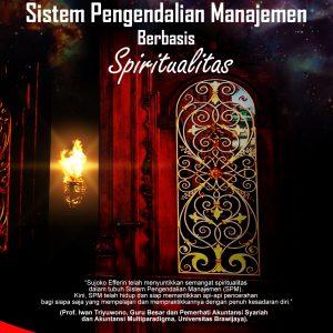 Sistem Pengendalian Manajemen Berbasis Spiritualitas